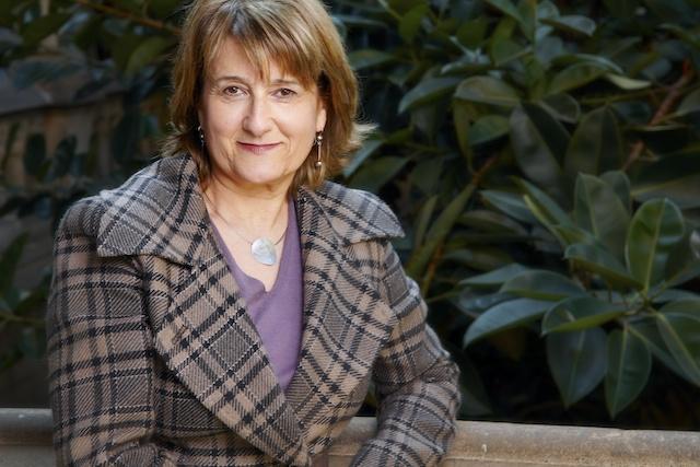 La professora Marta Sanz-Solé a l'IEC
